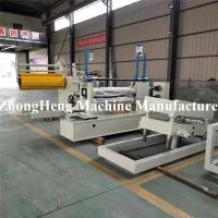 1.5mm-3mm Thickness Roofing Sheet Roll Forming Machine Slitting Line