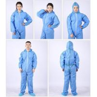 China Non Woven Sterile Surgical Disposable Isolation Gowns on sale