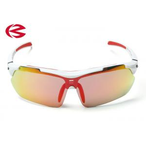 China Outdoor Polarized Interchangeable Sports Sunglasses Revo Lens Sunglasses For Golf on sale