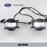 China Ford Fusion front fog lamp assembly LED daytime running lights units drl on sale
