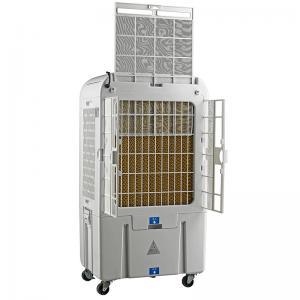 China Low Noise Cold Water Air Cooler , Water Evaporation Air Conditioner on sale