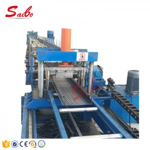 China Width Adjustable Metal Tray Production Line with Wire-electrode Cutting Structure on sale