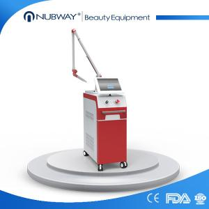 China 1064nm laser tattoo removal Electro-optic Q-switch ND yag laser machine on sale