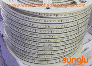 China 2835 144D Waterproof LED Rope Lights Outdoor LED Strip Restaurant Light Walkway Light on sale