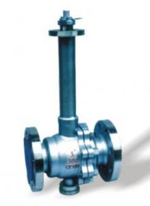 China Ball valve-Cryogenic Ball Valve DQ471X on sale