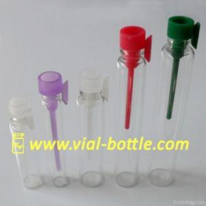 China Perfume Sampler Vials Tester Vial Empty For Perfume Packaging on sale