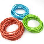 Nbr 70 Heat Resistant O Ring , Custom Rubber Rings OEM/ODM Service