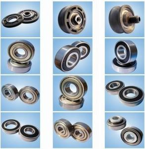 China Double Seal Single Row Deep Groove extile machine and Pump 6200 Ball Bearing (9 - 25 mm) on sale