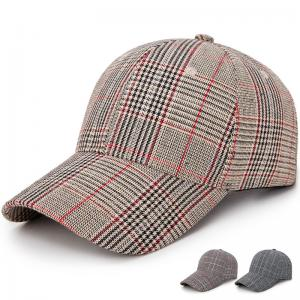 China blank  baseball caps and hats men 100% polyester piping running hat custom outdoor sports caps  color:gray ,size:57-60 on sale