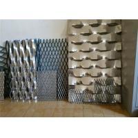 Verde ampliado resistente galvanizado sumergido caliente de la malla metálica para la maquinaria pesada