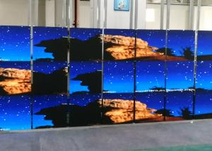 China P2.5 Indoor Full Color LED Signs 1RGB LED Configuration Elegant Appearance on sale