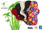 Bamboo Carefree Waterproof Changing Pad With 4 / 5 Layer Super Absorb