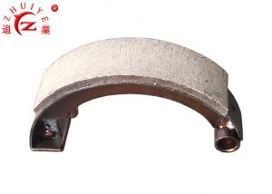China High Efficiency Tricycle Spare Parts Special Friction Material Brake Shoe 160mm on sale