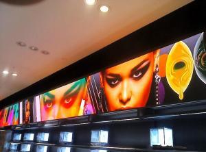 China Die Casting Aluminum P3.75 Indoor Stage Led Display Screen HD Video Performance on sale