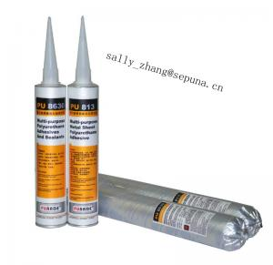 China PU8630 Auto glass repair / replacement  polyurethane Urethane Adhesive Sealant on sale