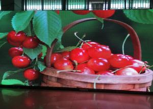China High Difinition 3.9mm LED Audio Visual Display , Big Indoor LED Screen for Hire on sale