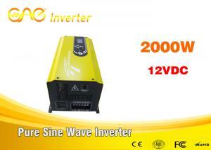 China Low frequency 50hz/60hz off grid inverter Single output dc converter 2kw 24v 220v on sale