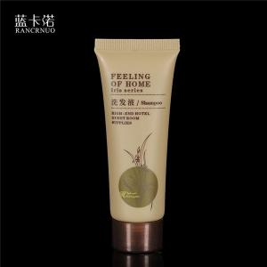 China RANCRNUO OOC-SP guangzhou hotel supplies one time liquid shampoo on sale