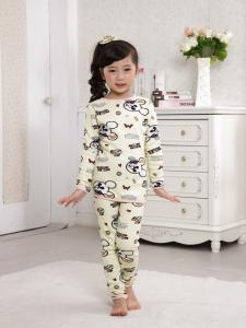 China free sample!2014 hot sale 100%-cotton child model girls wear underwear on sale