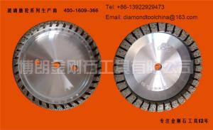 China Double machine diamond wheels on sale