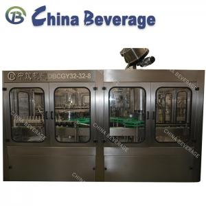 China Beverage Carbonated Drink Filling Machine 12000 BPH Air Pressure 0.7Mpa on sale