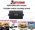 Traqueurs de voiture de GPS de traqueur en temps réel de véhicule pour le dispositif CF104 de cheminement de système de GSM GPRS GPS