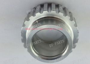 China Silver Round Hardware Tensioner Pulley Belt Tensioner Pulley Idler Lanc S93 S97 For Auto Cutter Parts  67889000 on sale