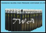 TWA en acier vide de pression de cylindre de gaz de gaz 40L de soudure standard industrielle du cylindre ISO9809