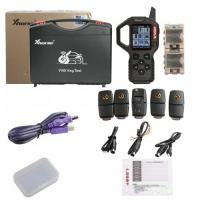 Xhorse VVDI Key Tool Remote Key Programmer Specially for America Cars/European Car/Mid-Eastern Cars V2.4.1