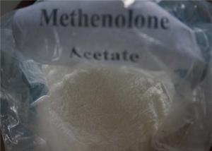 Quality Methenolone Acetate / Primobolan Bodybuilding Supplement for sale