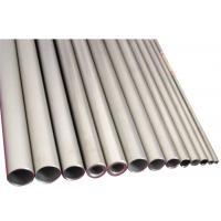 Welded HastelloyC Alloy Steel Metal Pipe Good Extension Strength