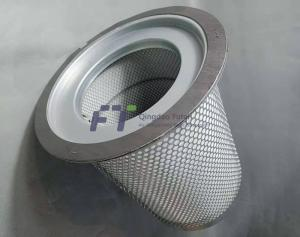 China 91111004 2118107284 Screw Compressor Oil Filter 2.5MPa on sale