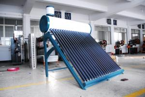 China Pre-heated Solar Water Heater on sale