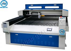 China Mixed Co2 Laser Engraver Engraving Machine 300W With A Waste Collection Box on sale