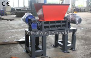 China Waste Paper Industrial Waste Shredder Easy Blade Changing Customizable Capacity on sale