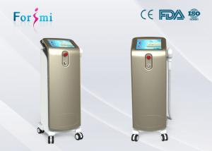 China laser hair removal machine diode high power laser diode Semiconductors+water+air cooling triple on sale