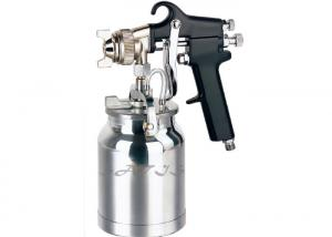 China 1000ml Aluminum Cup High Pressure Paint Spray Gun for home painting on sale