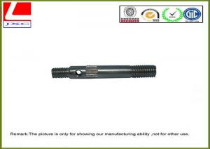 China CNC Precision Mechanical Parts stainless steel shaft for boss machine on sale
