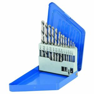 China Left Handed Hss Drill Bit Set Backwards Steel Reverse Bolt Remover on sale