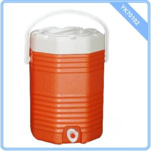 China 9L Leisure Outdoor Plastic Cooler Box -Plastic lunch box-Milk bucket water cooler on sale