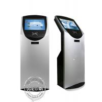 China 19 21.5 inch Touch Screen Information Checking Self Service Kiosk Printer NFC All in one PC Kiosk on sale