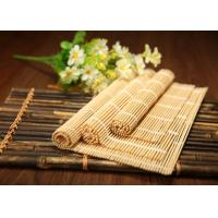 Handmade Craft Bamboo Sushi Making Bamboo Mat Sushi Roller Food Grade