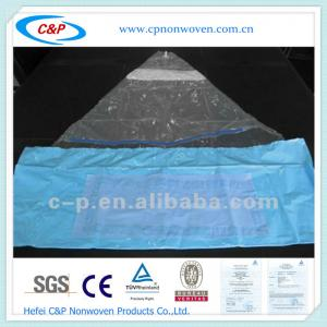 Quality Disposable Underbuttock Drape With Collection Pouch for sale