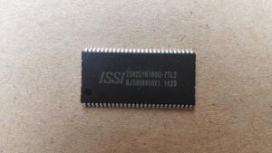 China 256M 143MHZ 54TSOP memory IC IS42S16160G-7TLI from ISSI brand. on sale