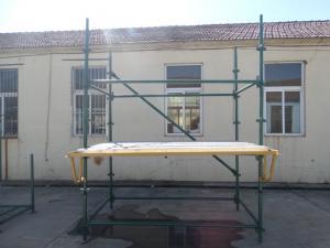 China Load bearing scaffolding bracket / deck , modular scaffolding system on sale