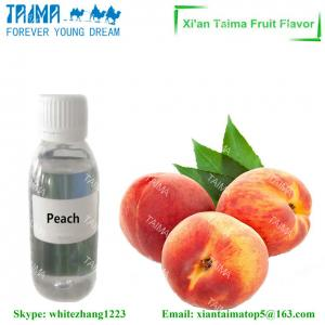 China Fruit Flavor Water Soluble Essence Flavor Concentrate Liquid for Electronic Cigarette on sale
