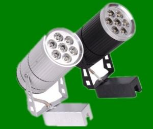 China Factory sale!!2013 Hot Sale cree chip 7W Track light LED commercial on sale