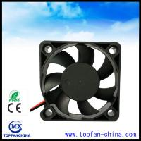 China Brushless Axial DC Fan 12v 24V , High Air Flow Fans With 2000 / 8000RPM on sale