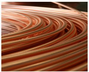 China Oxygen Free Industrial Enameled Copper Wire For Transformer Winding Flexible on sale