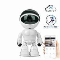 China FH 1080P Cloud Home Security IP Camera Robot Intelligent Auto Tracking Camera Made In China Factory on sale
